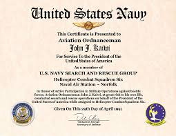 honorable discharge certificate custom designed certificates