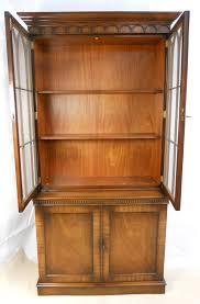 Mahogany Bookcases Uk Style Mahogany Bookcase Cabinet By Titchmarsh U0026 Goodwin