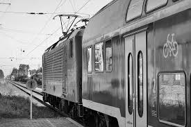 free images black and white track train platform electricity