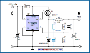 how to build step down converter controller circuit diagram