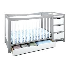 Simplicity Convertible Crib In Convertible Crib With Changing Table Easton