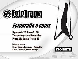 decathlon si e fotografia e sport serata fototrama e decathlon associazione