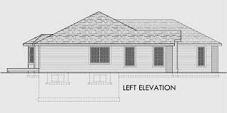 sprawling ranch house plans house plans with basement