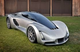 future ferrari supercar faster than a ferrari and it was 3d printed