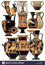 the ornament types of vases lau die griechischen vasen