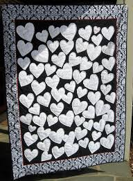 wedding gift quilt wedding guest book quilt unique wedding by joanscreativequilts