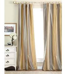 gold geometric curtains gold and gray silk curtains luxury accents