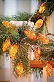 small string lights battery operated led string lights pinecone mercury glass battery operated copper