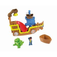 disney jake u0026 neverland pirates splashin bucky bath toy