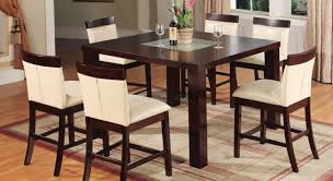 dining room mesmerize black glass dining room table and chairs