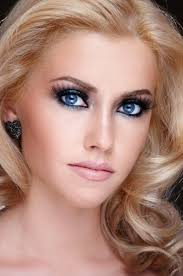 10 best ideas about blonde bridal makeup on beach wedding makeup gold eye makeup and wedding makeup brunette