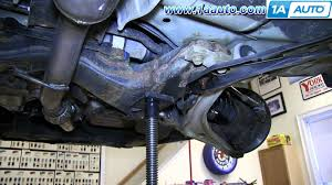 nissan altima 2013 body parts how to install replace front lower control arm 2002 06 nissan