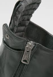 womens biker boots cheap replay misey cowboy biker boots schwarz women ankle boots buy