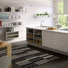 plan de travail cuisine but quel plan de travail choisir pour une cuisine blanche but