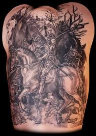 40 awesome horse tattoos art and design