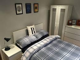 bedroom painted with dulux polished pebble honey i u0027m home
