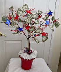 upstairs downstairs need a graduation gift make a money tree