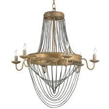 Currey Lighting Fixtures Company Maximus Rectangular Chandelier G Currey As