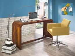 Schreibtisch Schmal Holz Schreibtisch Maras Schreibtische Von Massivum
