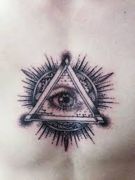 traditional all seeing eye design search tattoos