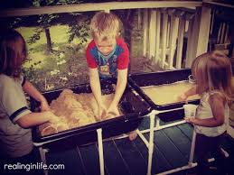 diy sand and water table pvc summer play diy pvc sand and water table