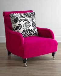 fuschia chair house fuchsia pink chair