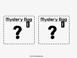 mystery bag number activities mr elementary math