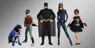 Batman Robin Halloween Costumes Girls Superhero Costumes Halloween Buycostumes