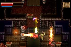 android roguelike rogue like rpg wayward souls comes to haunt android gamers