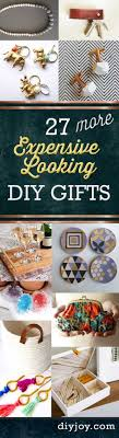 27 more expensive looking inexpensive gifts diy