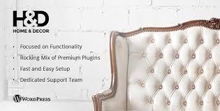 h u0026d interior design wordpress theme by detheme themeforest