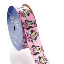 mickey ribbon mickey and minnie ribbon