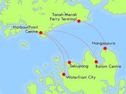 map batam getaway from singapore to batam island indonesia perdu en asie