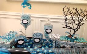 Sweet 16 Table Centerpieces Homemade Sweet 16 Table Decorations Photograph Masquerade
