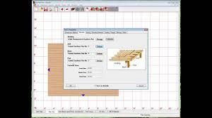 Home Deck Design Software Review by Big Hammer Deck Design Software Demo Youtube