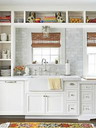 Kitchen Cabinets Sink Open Display Cabinets Design Ideas
