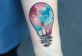 Most Creative Tattoo Ideas 50 Most Creative Light Bulb Tattoo Designs And Ideas Tattoobloq
