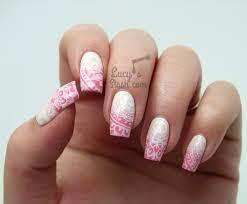 doodle stamped gradient nail art lucy u0027s stash
