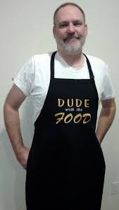 funny thanksgiving aprons men u0027s bbq apron cooking apron funny apron dude with the food