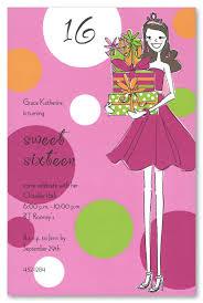 card invitation design ideas sweet sixteen birthday cards simple