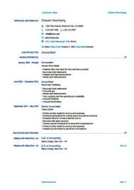 what is chronological resume combination resume definition format layout 117 examples