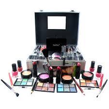 Vanity Box Technic Beauty Make Up Set Vanity Case Cosmetics Collection