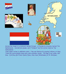 Different Countries And Their Flags Sinterklaas In The Netherlands Compare And Contrast With The U S