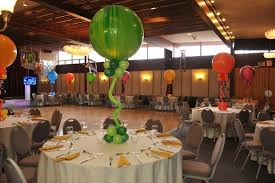 balloon arrangements nj theme bat mitzvah party westchester ny mazelmoments