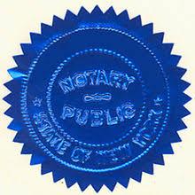 bureau notarial notary