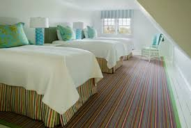 bedroom carpeting bold striped carpet in bedroom genmis