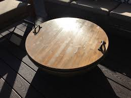 Allen Roth Fire Pit by Canyon Ridge Fire Table Dimensions Home Table Decoration