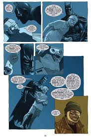 batman helps survive mental illness