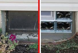 Basement Window Dryer Vent by How To Install Glass Block Basement Windows Basements Ideas