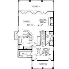 beach house plans narrow lot amazing design ideas beach house plans small lot 6 plan w15721ge
